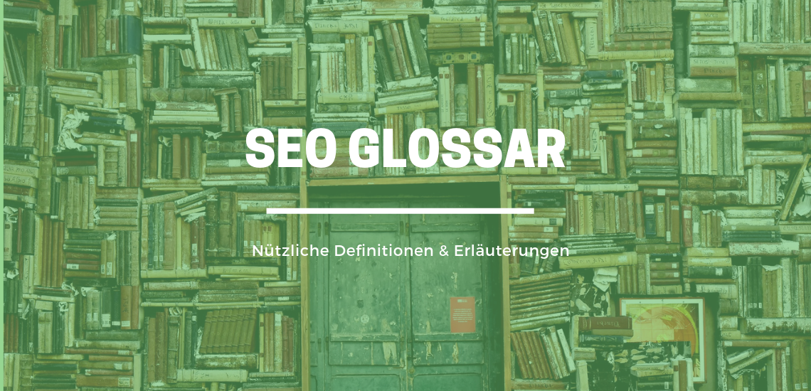 SEO Glossar Header