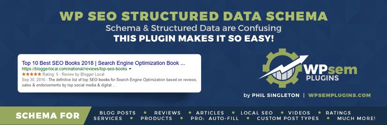 Wordpress SEO Plugin WP SEO Structured Data Schema