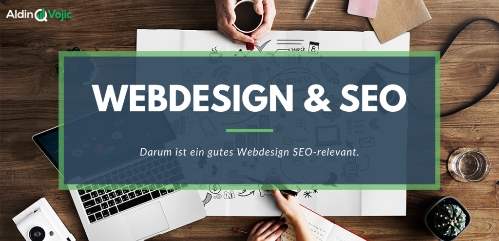 Webdesign SEO Header