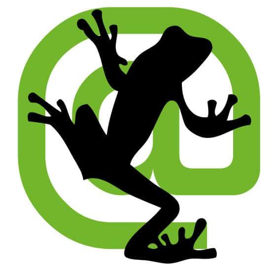 SEO Tool Screaming Frog SEO Spider Logo