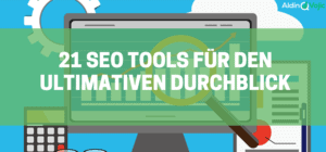 21 SEO Tools - Header